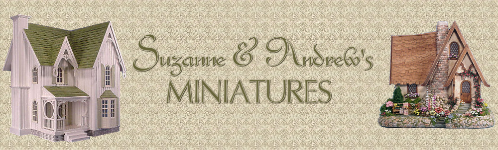 small scale miniatures